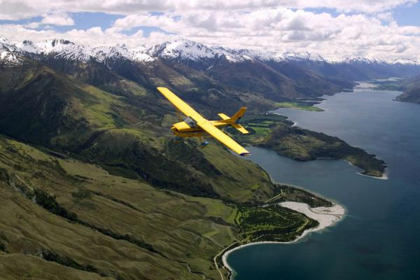 New Zealand and Cessna Flying